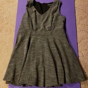 Tweed Style Dress